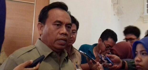 SGY Minta Anies Segera Copot Saefullah dari Jabatan Sekda