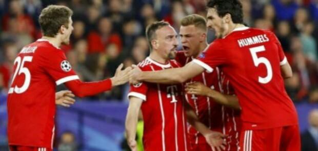 Muenchen Ikuti Jejak Madrid, Buka Peluang Lolos ke Semifinal Liga Champions