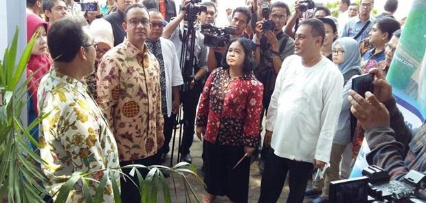 Gubernur Anies Baswedan Disarankan Ganti Kepala Disparbud