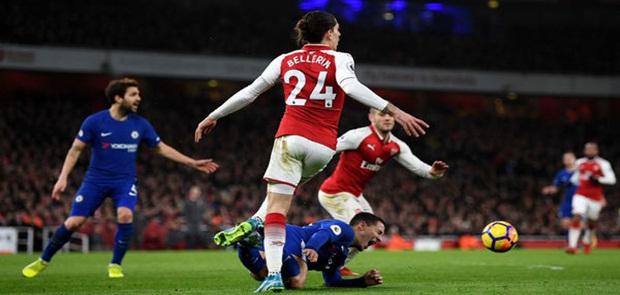 Dramatis, Duel Arsenal Vs Chelsea Berakhir Imbang
