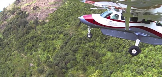 Pesawat Dimonim Air Jatuh, 8 Orang Tewas