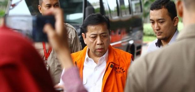 Dua Anak Setya Novanto Jadi Saksi Kasus Ayahnya