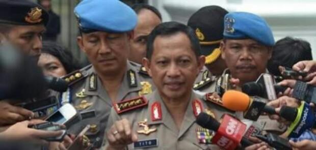 Tito Ngaku Polri Tidak Kriminalisasi Ustad Zulkifli