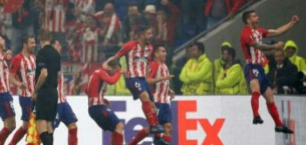 Taklukkan Marseille, Atletico Sabet Gelar Juara Liga Europa Musim 2017/2018
