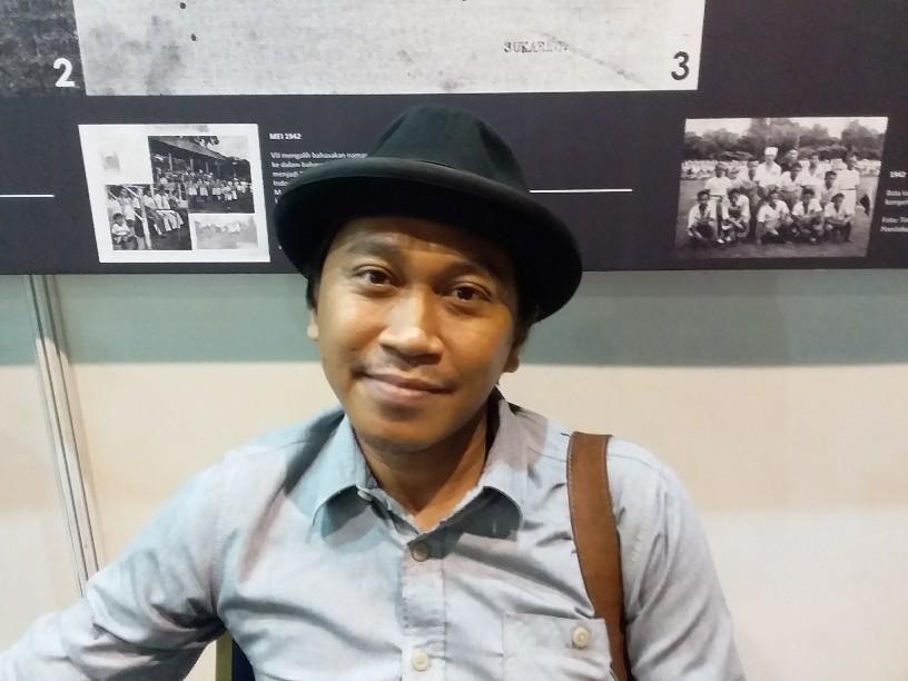 JJ Rizal : Stadion BMW Harus Ada Museum Ingatkan Sejarah Persija