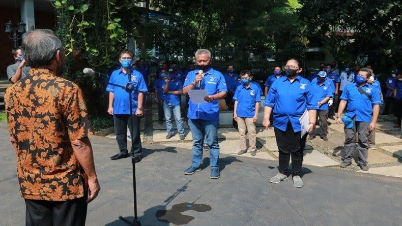 AHY Diminta Seluruh PAC di Jakarta Pecat Subur Sembiring