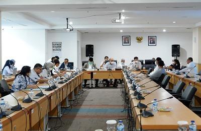 DPRD Sepakat Bentuk Perda Tata Ruang Baru untuk Pedoman Gubernur