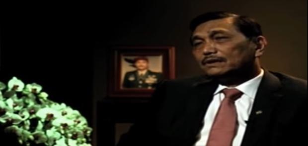 Ada Nama Luhut Binsar Pandjaitan Di Korupsi Suap Pajak