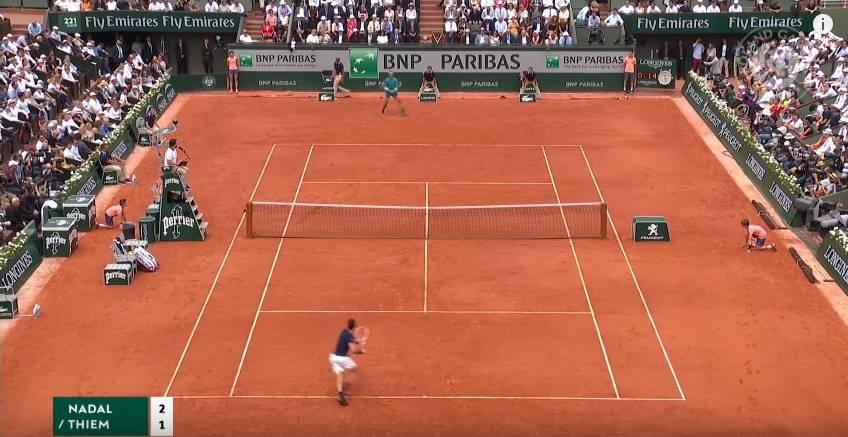 Rafael Nadal Rebut Gelar Juara Prancis Terbuka 2019 Setelah Kalahkan Thiem
