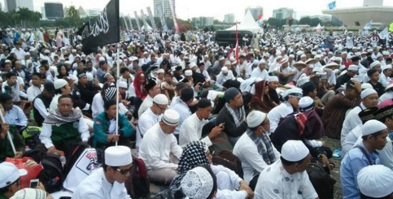 Puluhan Ribu Umat Islam Diperkirakan Hadiri Zikir Nasional di Monas Hari Ini