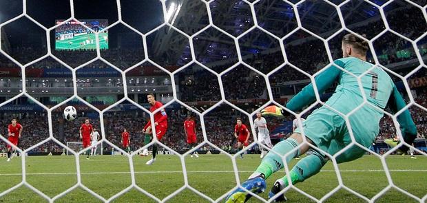 Portugal dan Spanyol Berbagi Angka 3-3