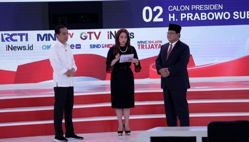 Data yang Dibeberkan Jokowi dalam Debat Capres II Tidak Valid