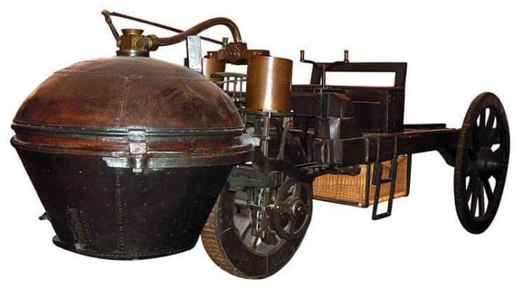 Unik! Mobil Pertama Di Dunia Pakai Mesin Uap