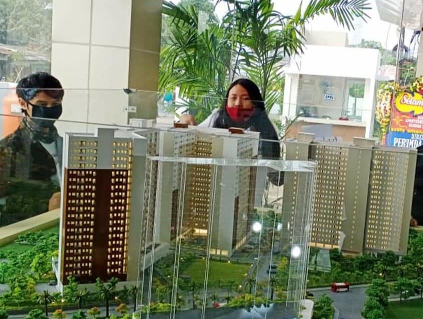 Bersama BTN, Sarana Jaya Siapkan Apartemen Ekslusif di Jakarta Timur