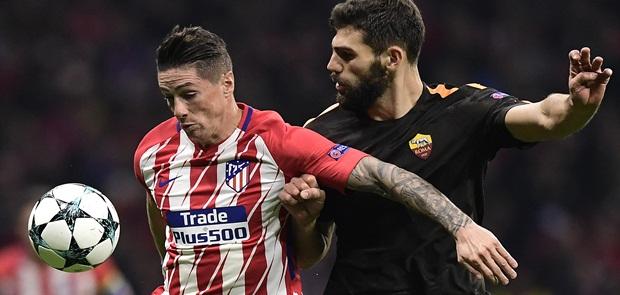 Taklukkan Roma, Atletico Berpeluang Lolos ke 16 Besar Liga Champions