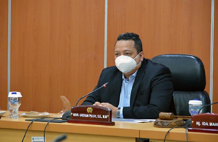 Komisi D Minta Dinas Bina Marga Perhatikan Perbaikan Jalan Lingkungan