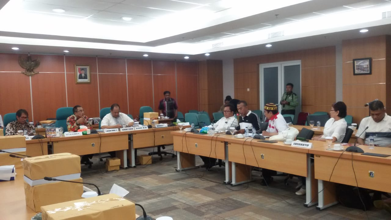 Terindikasi Suap, Anies Akan Dilaporkan Ke KPK dan Polri Soal IMB Pulau Reklamasi
