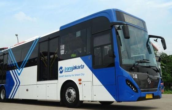 Rute 154 Dan 155 Transjakarta Akan Beroperasi Kembali Kamis Besok