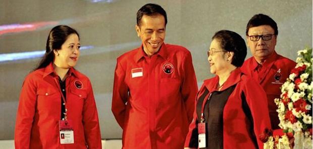 Hasil Survei PolcoMM Institute Tempatkan Jokowi dan PDIP Juara di 2019
