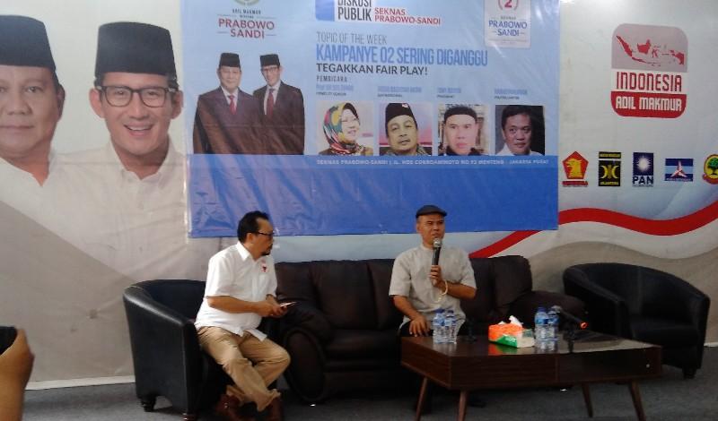 Prabowo-Sandi Kalah, Indonesia Diprediksi Alami People Power II