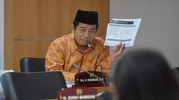 Komisi C Apresiasi Pencapaian Target Retribusi Sejumlah Dinas