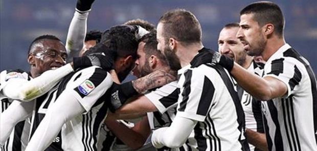 Bermain Imbang dengan Roma, Juventus Raih Scudetto Seri A Musim 2017/2018