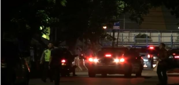 Dua Polisi Ditusuk di Mabes Polri