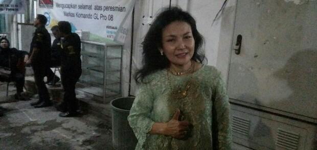 Nyaleg dari Gerindra, Vivi Effendy Ingin Ikut Benahi Jakarta