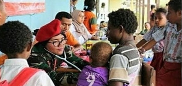 26 Anak Gizi Buruk Meninggal di Papua, Ribka Minta Kemenkes Tanggung Jawab