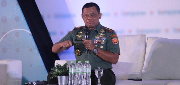 Panglima TNI : Masyarakat Harus Cerdas Menyikapi Informasi Media Sosial