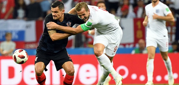 Kroasia Tantang Perancis di Final Piala Dunia 2018
