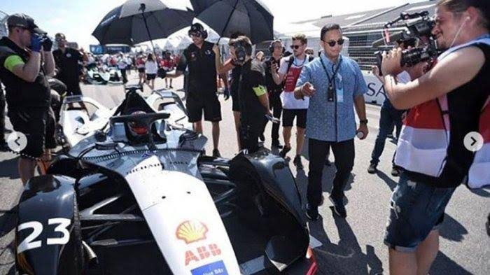 Wow, Pemprov Sudah Bayar Formula E Hingga 31 Juta Poundsterling