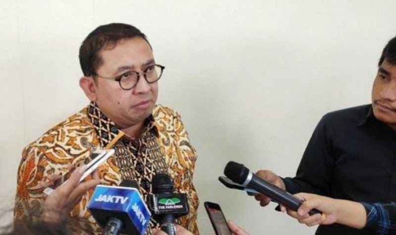 Fadli Zon: Penahanan Ahmad Dhani Lonceng Kematian Demokrasi di Indonesia