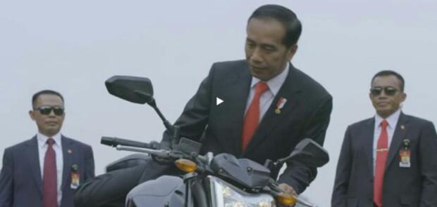 Media Asing Sebut Pemenang Asian Games Adalah Kampanye Jokowi