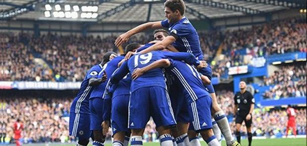 PREV LIGA PRIMER: Chelsea Vs  Brighton & Hove Albion