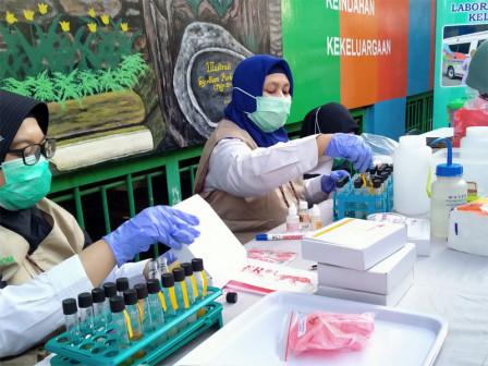 Produk Pangan di Lima Pasar Tradisional di Jaktim Bebas Zat Berbahaya