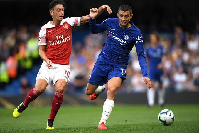 Derbi London Arsenal vs Chelsea Ramaikan Jadwal Liga Inggris Pekan ke-23