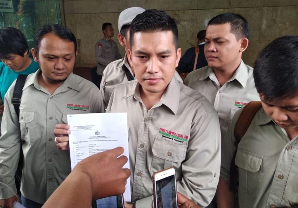Buntut Pembakaran Bendera Tauhid, Ketua Umum GP Ansor Dipolisikan