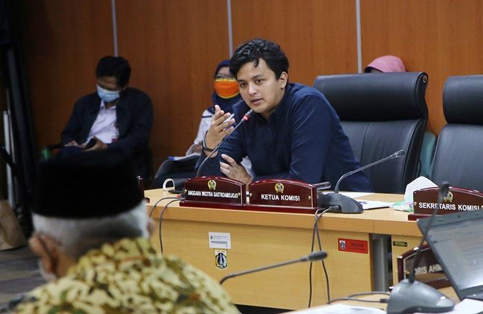 Komisi E Dorong Penarikan Commitment Fee Formula E untuk Penanganan Corona