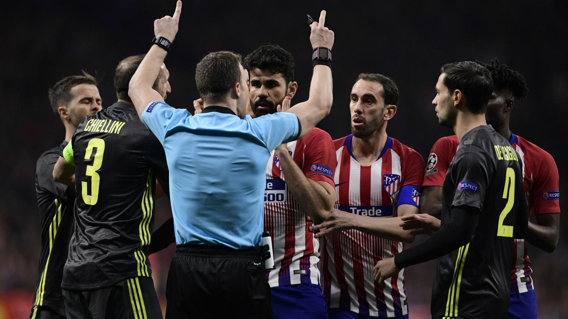 Dipermak Atletico 2-0, Peluang Juve Lolos di Liga Champion Menipis
