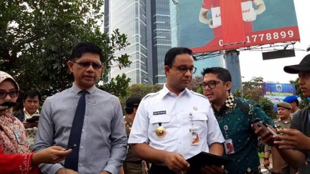 Anies Diminta Desak KPK Tuntaskan Dugaan Korupsi Pembangunan 17 Puskesmas