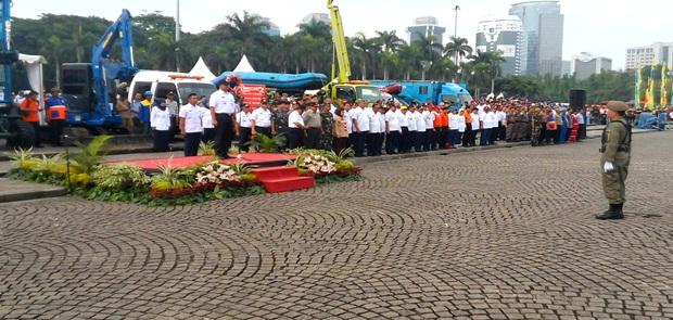Antisipasi Bencana, Anies Luncurkan Operasi Siaga Ibukota