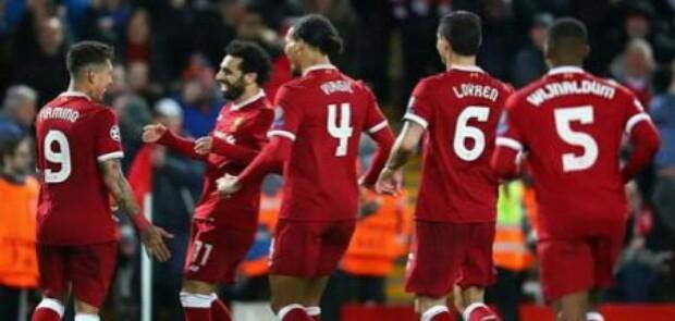 PREV LIGA CHAMPIONS: AS Roma Vs Liverpool
