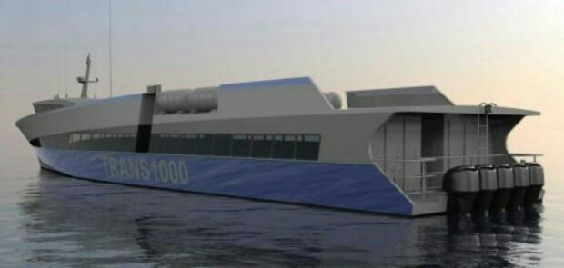 Amarta Protes Monopoli Angkutan Laut di Kepulauan Seribu oleh Trans1000
