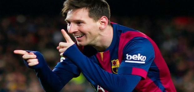 Cetak 25 Gol, Messi  Kokoh di Puncak Daftar Pencetak Gol di Liga Spanyol