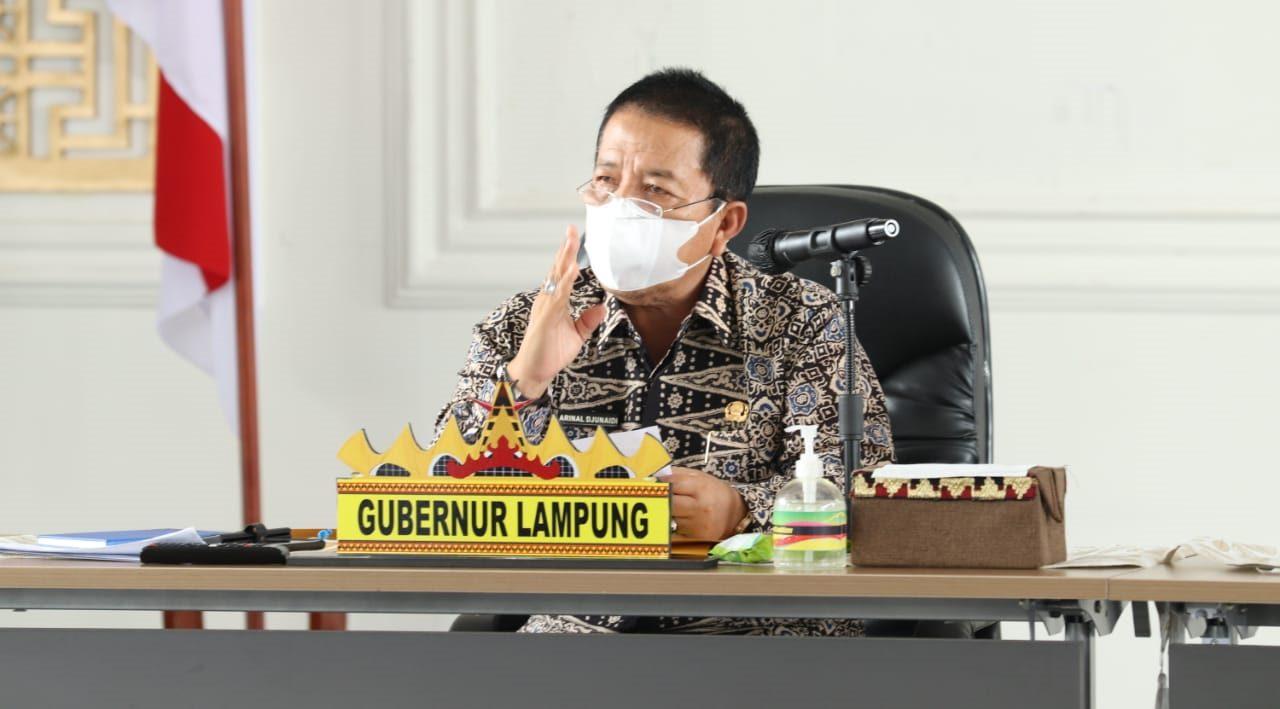 Gubernur Lampung Pastikan Ketersediaan Bahan Pangan dan Kestabilan Harga di Pusat Perbelanjaan Menjelang Hari Raya