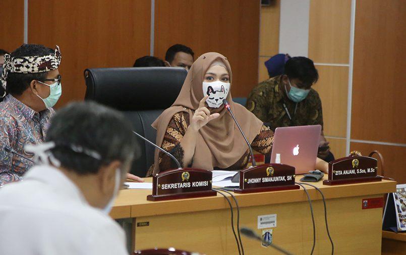 Penyerapan Anggaran Rendah, Komisi E Dorong Peningkatan PAUD di DKI