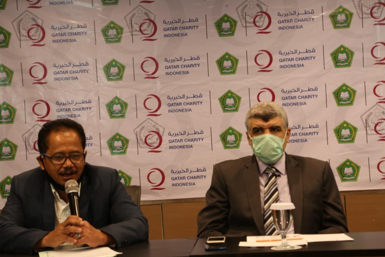 Qatar Charity Kucurkan USD 30 Juta Bantu Indonesia