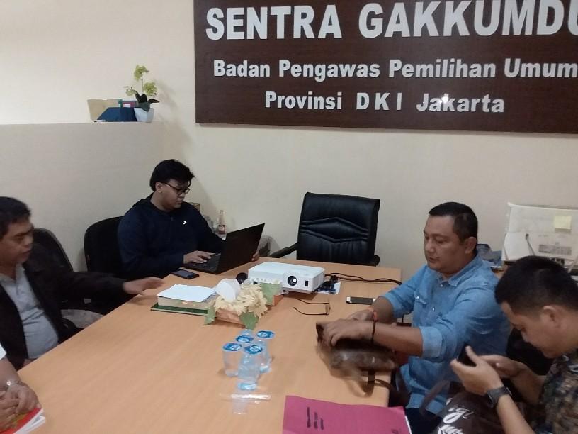 Kasus Salah Input Data Form C1 di TPS Bidara Cina, KPU Dilaporkan ke Bawaslu DKI