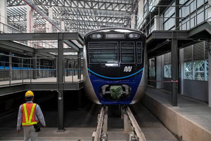 Ini Besaran Tarif MRT dan LRT Yang Diusulkan DTKJ ke DPRD DKI
